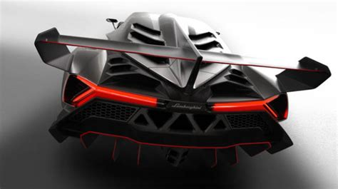 fastest lamborghini ever made lamborghini reveals their fastest car ever veneno