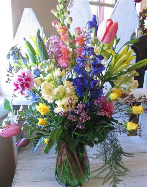 spring flower arrangements pin by tessa on floral bouquets pinterest