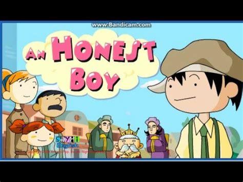 An Honest an honest boy