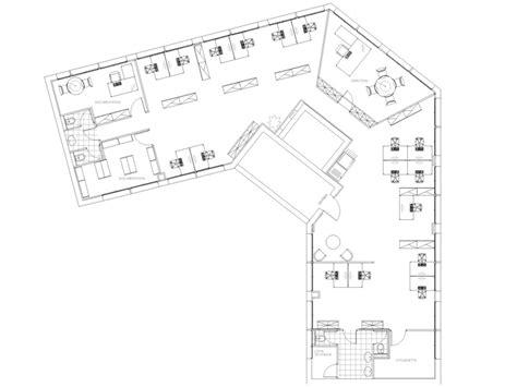 le de bureau architecte architecte de bureau amso plan d am 233 nagement de bureau