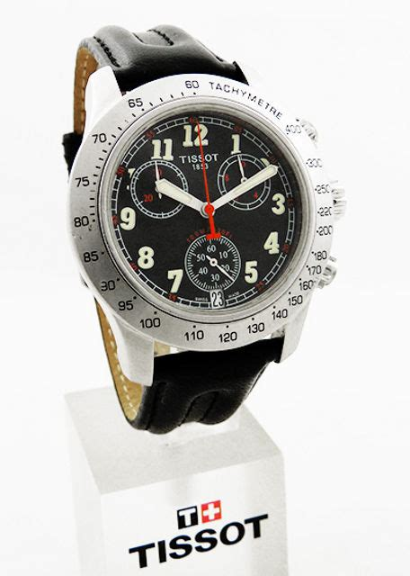 Tissot V8 T1064171105100 Swiss Made Original tissot v8 racing 752 852 mens wristwatch swiss made catawiki