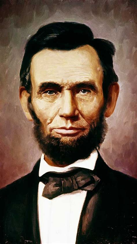 why is abraham lincoln a why lincoln hid his strongest feelings from the