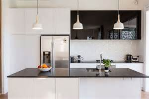 Ideas For Very Small Kitchens peter hay nz kitchen manufacturers