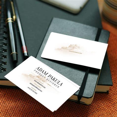 Visitenkarten Template Psd by Business Card Mockup Psd File Free