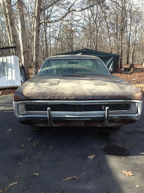 1970 plymouth fury gran coupe 1970 plymouth fury gran coupe 6 3l for parts or