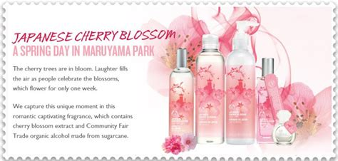 New Parfum The Bodyshop Reject Japanese Cherry Blossom 50ml Edt indian fragrance mist the shop models picture