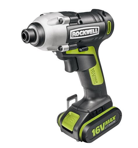 Impact Driver by Rockwell S New 16v Drill Driver And Impact Driver Combine