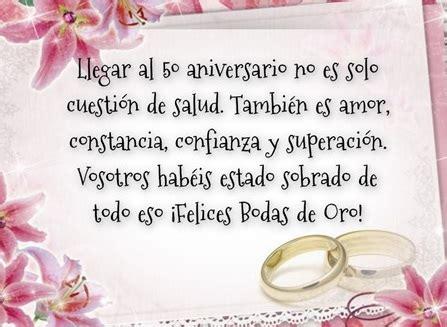 feliz aniversario de bodas oro un hijo cancionrs frases para el 50 aniversario de bodas anniversary