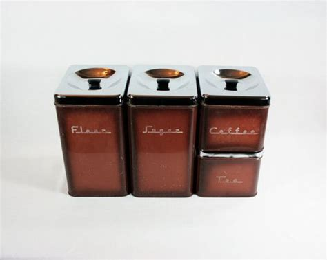 brown canister sets kitchen kitchen canister sets brown and canisters on
