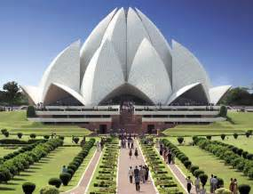 Who Built Lotus Temple Delhi India Information Lotus Temple In Delhi