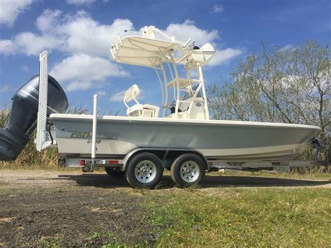 pathfinder boats trs 2016 new pathfinder 2400 trs bay boat for sale ta fl