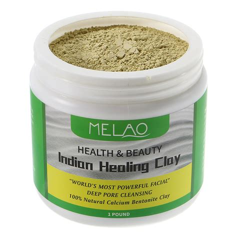 calcium bentonite clay tattoo removal melao indian healing clay pores cleansing