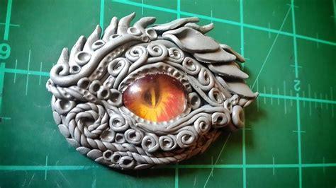 Eye Decorations My Hand Made Dragon Eye Jewelry Bored Panda