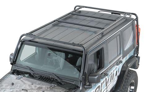 Garvin Roof Racks by Garvin 169 Adventure Rack For 07 17 Jeep 174 Wrangler Wrangler