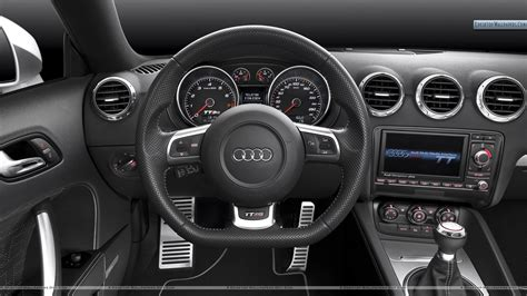 audi dashboard interior dashboard of audi tt rs wallpaper