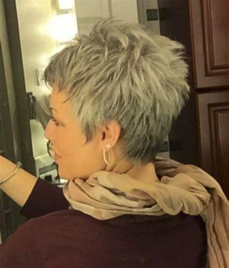 gray hairstyles for 50 plus 25 best ideas about kurzhaarfrisuren damen on pinterest