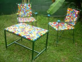 Backyard Creations Patio Furniture 16 Craft Ideas How To Use Bottle Cap