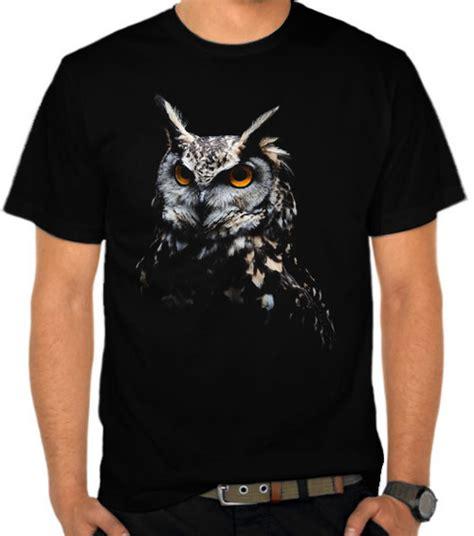 Kaos T Shirt Owl Dreambird jual kaos owl seven satubaju