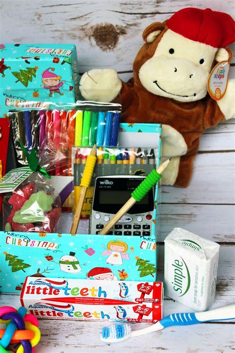 charitable gifts this christmas operation christmas