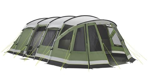 georgia tent and awning outwell georgia 7p tent tents by size tents