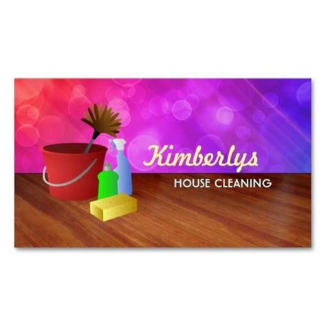 house cleaning business cards templates house cleaning business cards diy cleaning