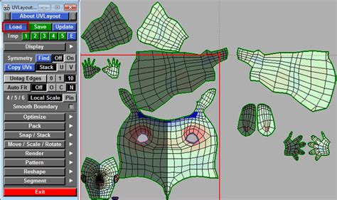 uv layout headus download polygon pilgrimage episode 3 tools of the trade