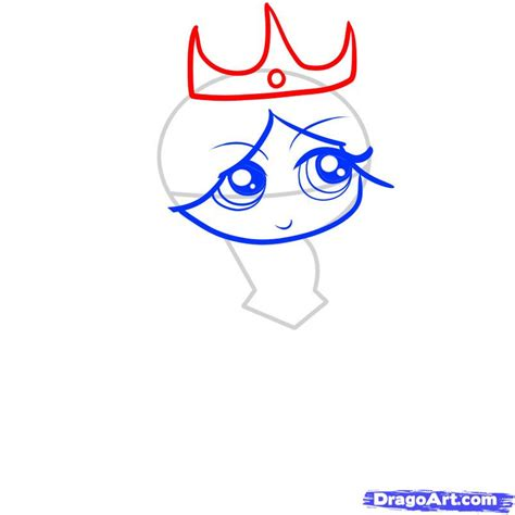 How To Draw Crowns For Kids How To Draw A Princess Crown
