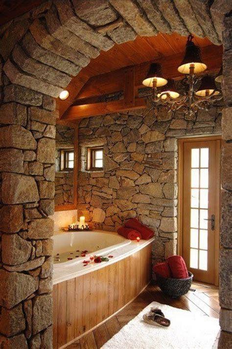 elegant rustic bathroom ideas cool rustic bathroom design ideas