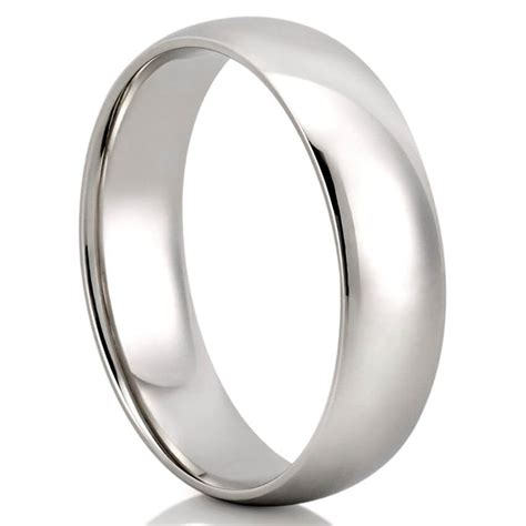 comfort wedding bands men s comfort fit wedding band classic comfort fit ring