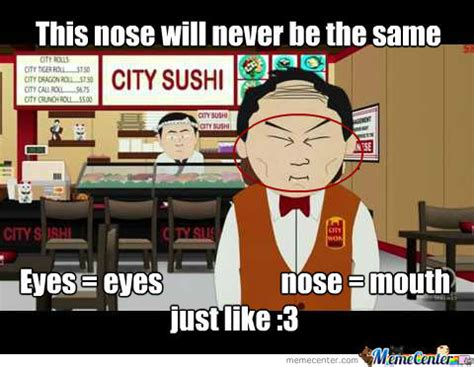 Chinese Meme Face - chinese nose is face by schnibbie12 meme center