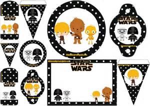 star wars babies free printable mini kit oh my fiesta
