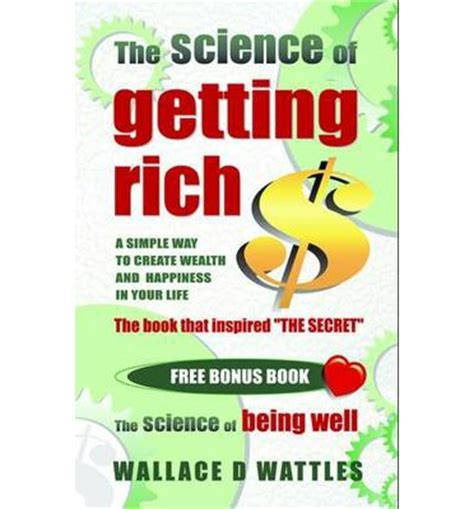 the science of getting rich books the science of getting rich free bonus book wallace d