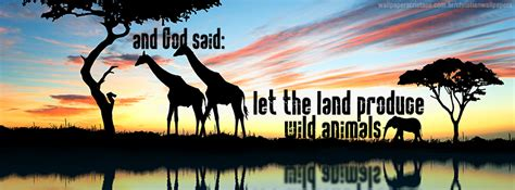 along with the gods facebook let the land produce christian wallpapers