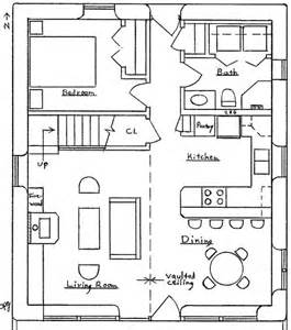 Small Chalet Home Plans by Chalet Plan