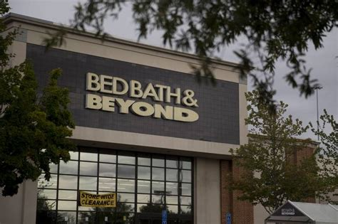 bed bath and beyond springfield bed bath s online push what s in store wsj