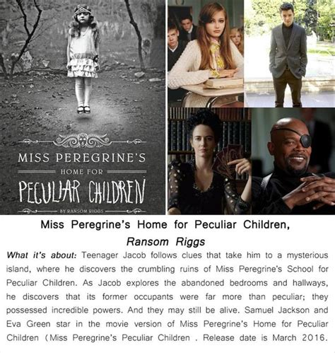 miss peregrine s home for peculiar children series 1 329 best miss peregrine home for peculiar childrens images