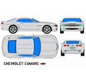 Chevrolet Camaro Print By Bagera