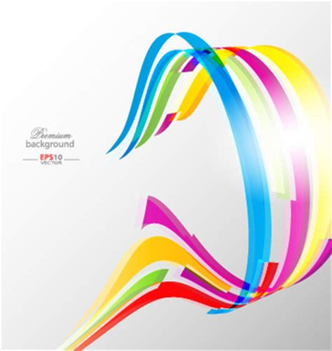 dynamic layout graphic design colourful line abstract background free vector download