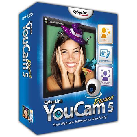 cyberlink youcam cyberlink youcam 5 deluxe clyoucam5d b h photo