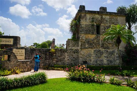 castle in miami coral castle tribute to love in limestone miami