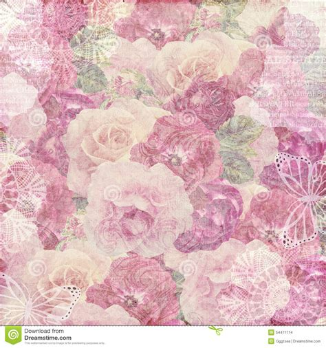 grunge paper floral background stock illustration illustration 19511049 flower grungy paper background stock illustration illustration of grungy fashion 54477714