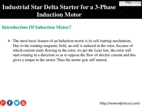 three phase induction motor notes industrial delta starter for a 3 phase induction motor