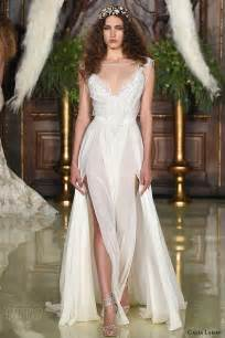 wedding dresses with slits up the leg bridal gown sleeveless wedding dresses with slits up the
