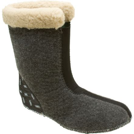 mens boot liners sorel caribou thermoplus replacement liner s