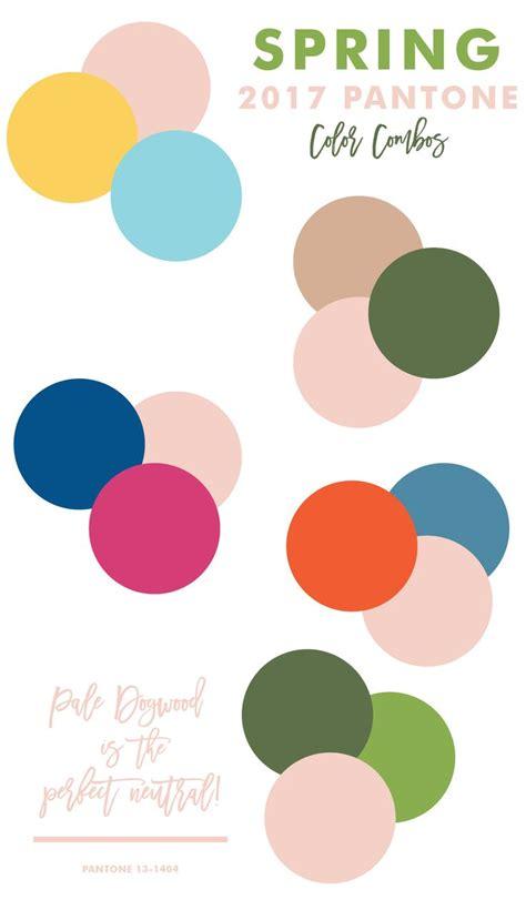 color palette spring 2017 pantone pale dogwood neutral color palettes pantone spring 2017 trends pretty color palettes
