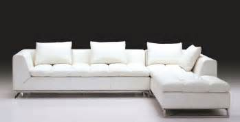 White Leather Sectional Sofas Luxurious White Leather L Shaped Sofa With Chromed Metal Base Of Splendid L Shaped Leather