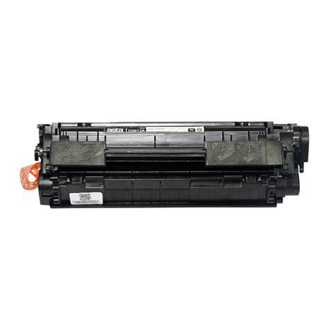 Cartridge Toner Compatible Standart Q2612a 12a Hp Laserjet 1020 Murah compatible toner cartridge for hp q2612a 12a for hp laserjet 1010 1012 1015 1018 1020 1022 1022n