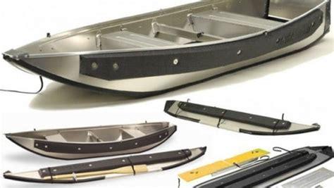 aluminum boat vibration the instaboat fisherman foldable aluminium canoe