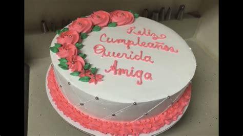 bizcocho para decorar como decorar pastel para mujer youtube