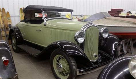 1932 plymouth for sale never seen one 1932 plymouth pb business roadster bring